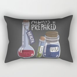 Alchemy Potions Rectangular Pillow