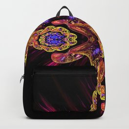 Bejeweled Lily Backpack