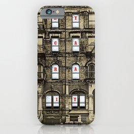 Physical Graffiti Led (Remastered) by Zeppelin iPhone Case