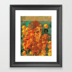 Deckard Framed Art Print