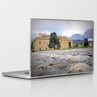 castle Laptop & iPad Skins featuring castle by  Agostino Lo Coco