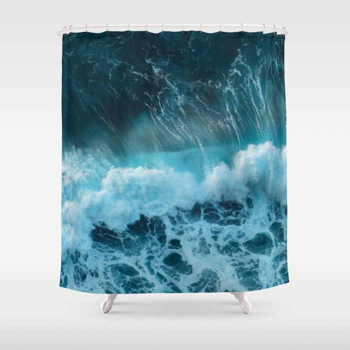 Magical Sea Shower Curtain by designbyform | Society6