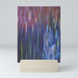 Reality Shower. Mini Art Print