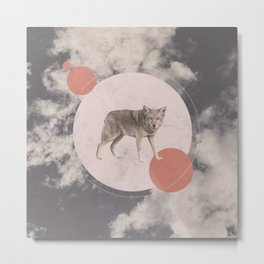 RedWolf Metal Print