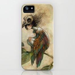 Soul of a Bird iPhone Case
