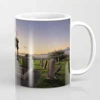 grace Mugs featuring Grace by Mark Nelson