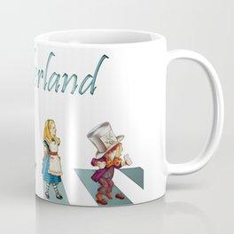The Road To Wonderland Coffee Mug