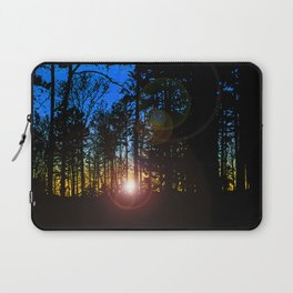 SUNSET FLARE Laptop Sleeve