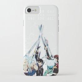 Sword art onlie iPhone Case