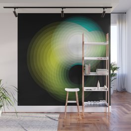 Black Hole by Friztin Wall Mural