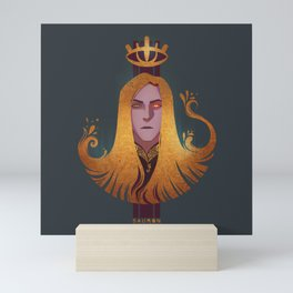 S auron Mini Art Print