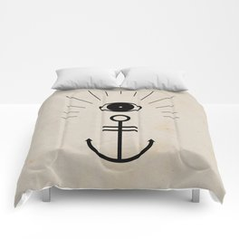 Anchor your Smile Comforters