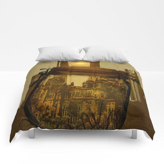 The last vintage city. Comforters