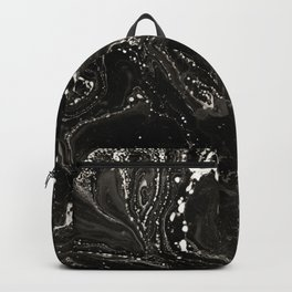 Black and white #2 Backpack