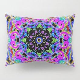 Drawing Floral Doodle G4 Pillow Sham
