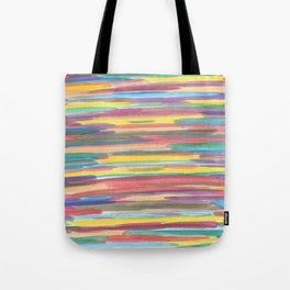 Rainbow Spectrum Tote Bag