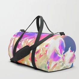 You Never Buy Me Flowers Duffle Bag
