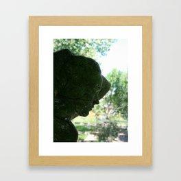 The Makings of Me Framed Art Print