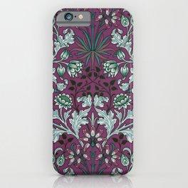 "William Morris ""Hyacinth"" 2. iPhone Case"