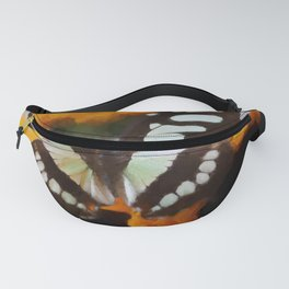 Summer Butterfly Fanny Pack