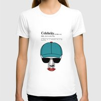 celebrity T-shirts featuring Celebrity by jt7art&design