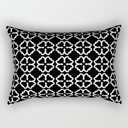 Black Clover Rectangular Pillow