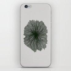 Jellyfish Flower B iPhone & iPod Skin