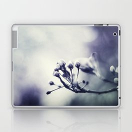 Spring in Black and White III Laptop & iPad Skin