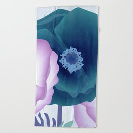 another pretty bouquet Beach Towel