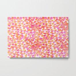 Animal print #abstract #buyart Metal Print