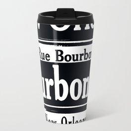 NEW ORLEANS FRENCH QUARTERS Travel Mug