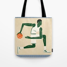 Greek Freak Tote Bag