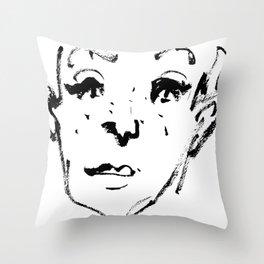 Sketch Throw Pillow