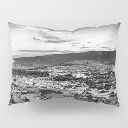 Okanagan Cityscape 02 BW Pillow Sham