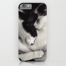 like mother, like daughter iPhone Case
