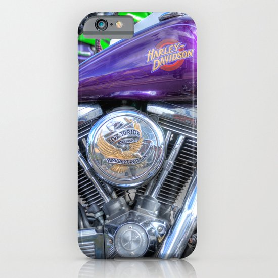 Harley 3 iPhone & iPod Case