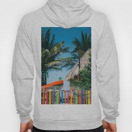 Caribbean Backyard Hoody