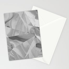 Irregular Marble II Stationery Cards