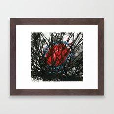 Sun is Shinning Framed Art Print