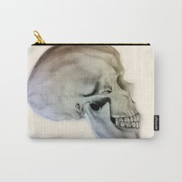 Side Skull Carry-All Pouch
