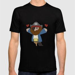 Pirate Love T-shirt