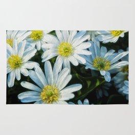 daisies Rug