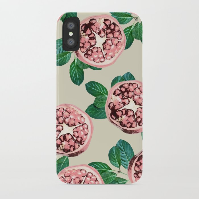 Pomegranate V2 #society6 #decor #buyart iPhone Case