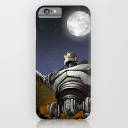 The Iron Giant iPhone Case