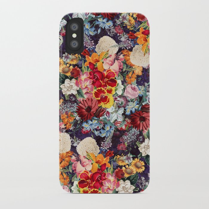 Night Forest XXIII iPhone Case