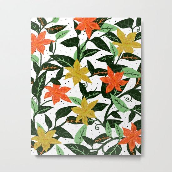 Tropical Rainforest #society6 #decor #buyart Metal Print