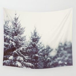 Winter Daydream #2 Wall Tapestry