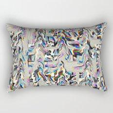 We Live Rectangular Pillow