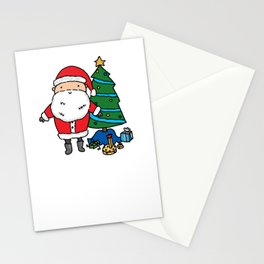 Now Where's The Milk N' Cookies? Stationery Cards