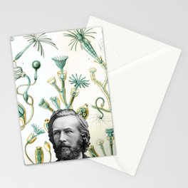 Ode to Haeckel Stationery Cards
